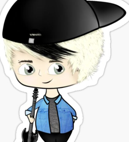 Michael Clifford (5SOS) Sticker