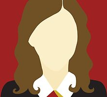 Hermione Granger by DesignsByAND