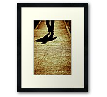 OnePhotoPerDay Series: 265 by L. Framed Print
