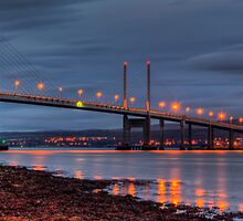 Kessock Bridge Inverness by Panalot