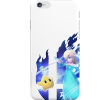 Smash Hype - Rosalina & Luma iPhone Case/Skin