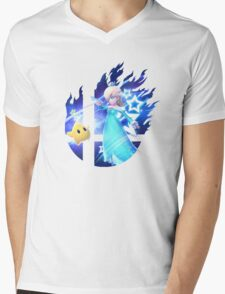 Smash Hype - Rosalina & Luma Mens V-Neck T-Shirt
