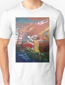 ABSTRACT 9-11 T-Shirt