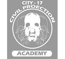 City - 17 Civil Protection Academy Photographic Print