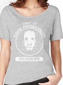 City - 17 Civil Protection Academy Women's Relaxed Fit T-Shirt