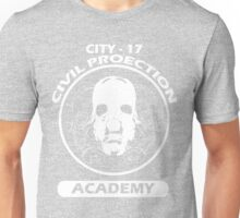 City - 17 Civil Protection Academy Unisex T-Shirt