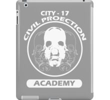 City - 17 Civil Protection Academy iPad Case/Skin