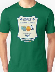 Hyrule Glassware & Ceramics Unisex T-Shirt