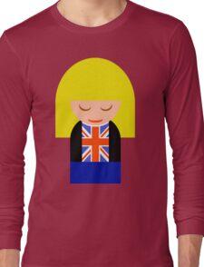 Rose Tyler Long Sleeve T-Shirt