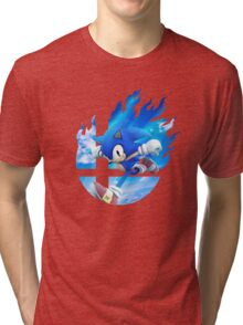 Smash Hype - Sonic Tri-blend T-Shirt