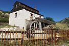 """The Gristmill in """"This is the Place Heritage Park"""" ~ Salt Lake City, Utah by Jan  Tribe"""