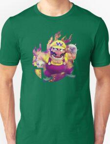 Smash Hype - Wario Unisex T-Shirt