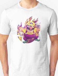 Smash Hype - Wario T-Shirt