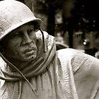 Korean War Memorial by hcorrigan