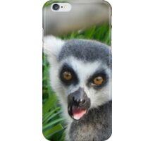Lemur Attack! iPhone Case/Skin