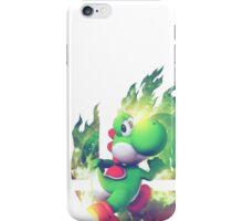 Smash Hype - Yoshi iPhone Case/Skin
