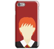 Ron Weasley iPhone Case/Skin