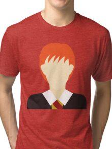 Ron Weasley Tri-blend T-Shirt