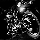 Motorbike by David Devine