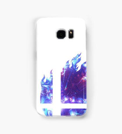 Smash Hype - Blue Samsung Galaxy Case/Skin