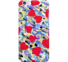 Hearts and Shapes   iPhone Case/Skin