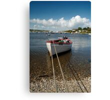 'Swallow' in the Cove of Baltimore, Ireland. Canvas Print
