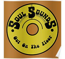 Soul Sounds - Out On The Floor Poster