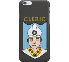 Cassius the Cleric iPhone Case/Skin