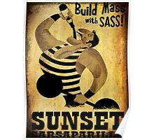 Fallout New Vegas - Build Mass With Sass! Poster