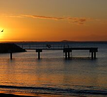 An Esperance Sunrise by Eve Parry