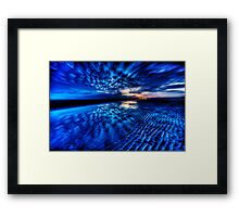 The days just seem to rush by so Framed Print