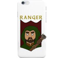 Raeburn the Ranger iPhone Case/Skin