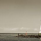 Port Dalhousie Lighthouse by TickerGirl