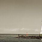 Port Dalhousie Lighthouse by TickerGirl
