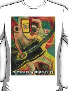 ABSTRACT GUITARIST VI T-Shirt