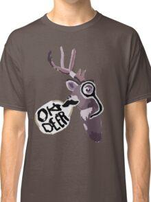 Max's Journal - Oh Deer Classic T-Shirt