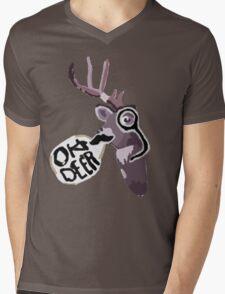 Max's Journal - Oh Deer Mens V-Neck T-Shirt