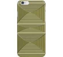 up down in out iPhone Case/Skin