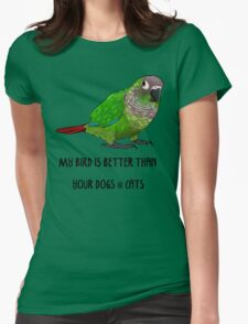 Better Bird - Green Cheek Conure T-Shirt