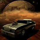 "1973 MFP ""Mad Max""  XB GT Ford Falcon by TeeMack"