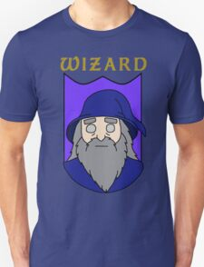 Wulfric the Wizard Unisex T-Shirt