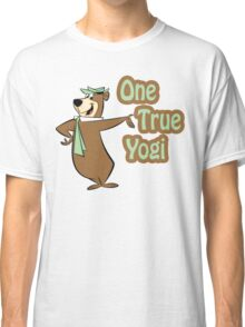 One True Yogi Classic T-Shirt