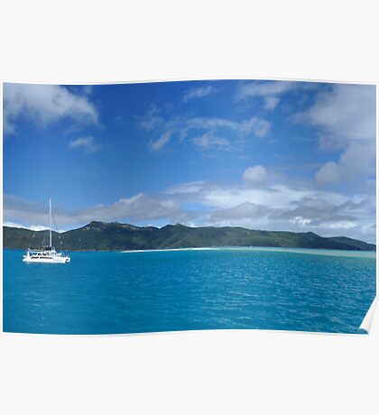 Tropical Getaway - Whitsunday Islands  Series Poster