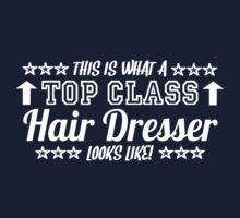This Is What A Top Class Hair Dresser Looks Like Kids Clothes