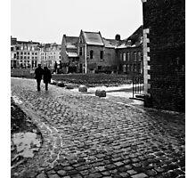 El camino Photographic Print