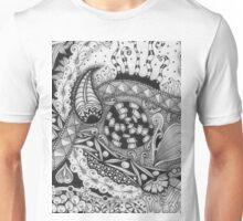 Zentangle®-Inspired Art - ZIA 22 Unisex T-Shirt