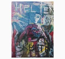 ABSTRACT HELTER SKELTER by JASON JENKINS