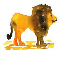 Cecil the Lion by LydiaEloff