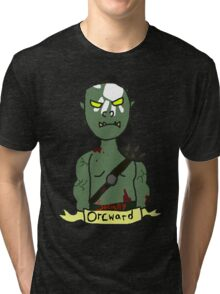 Socially Orcward Tri-blend T-Shirt