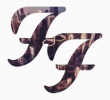 """Foo Fighters """"Sonic Highways"""" Logo Kids Clothes"""